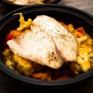 Cari de tilapia - Plats cuisinés - À Plats Ventes