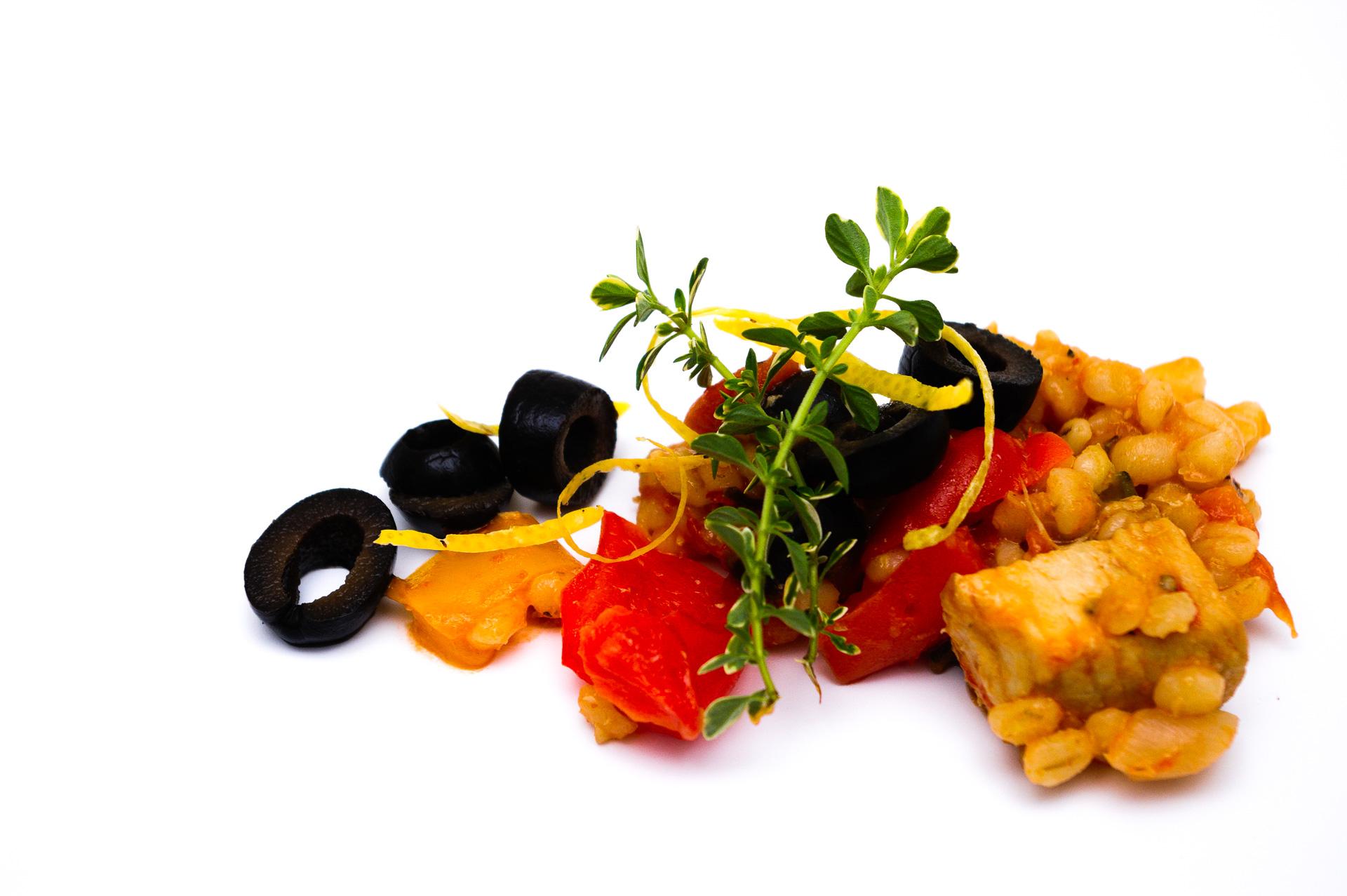 Poulet aux olives - À plats ventes - Plats cuisinés