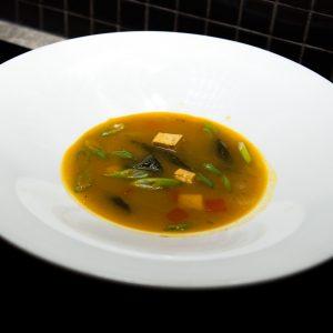 Soupe repas thai aigre-piquante - A plats ventes - plats cuisinés